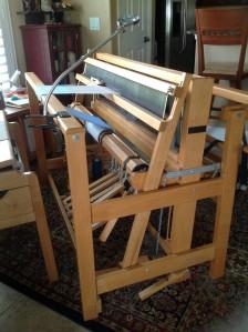 Joyce Miller loom